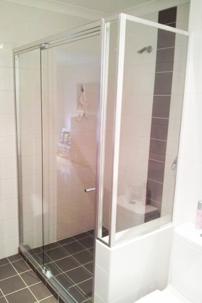 Frameless Semi Framed Amp Fully Framed Shower Screens